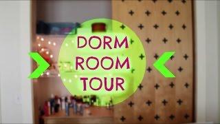 Vlog 1: Ngó phòng kí túc xá tớ nha - Dorm Room Tour | Goofymakeupfreak