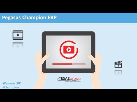 Pegasus Champion ERP Start Up - Διαχείριση Ομαδικών Μαθημάτων