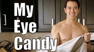 My Very Own EYE CANDY! - February 11, 2015 -  ItsJudysLife Vlogs