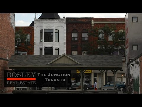 The Junction Toronto- Happening Village Near the Heart Of A City.