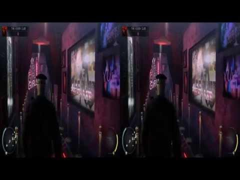 Hitman Absolution - Vixen Club 3D