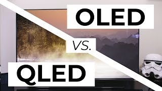 OLED vs QLED | What's better? | Trusted Reviews