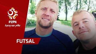 Łączy Nas Futsal. Sebastian Wojciechowski.