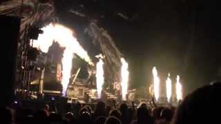 Within Temptation - LIVE - Let Us Burn Wembly Arena 12/04/14