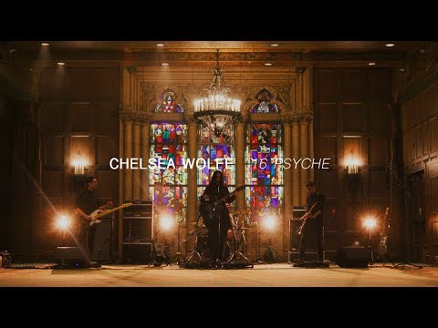 Chelsea Wolfe - 16 Psyche | Audiotree Far Out