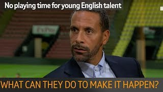 Why are England youngsters still not getting PL game time? | Premier League Tonight