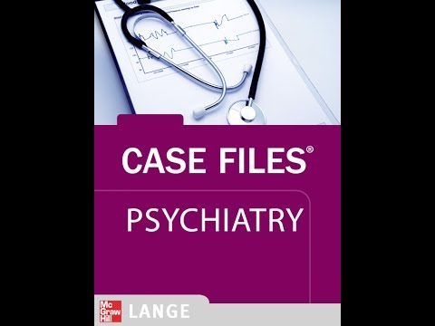 USMLE Step 1 Psychiatry Questions - Case Files: Psychiatry