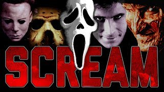 How SCREAM Re-defined the Horror Movie Genre | The Reading List | History of Horror