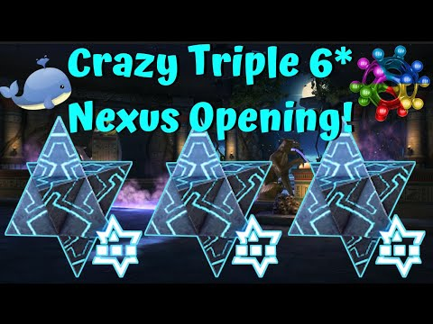 Crazy Triple 6* Nexus Crystal Opening! T5CC! July 4th Weekend 2020! - Marvel Contest of Champions