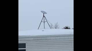 Starlink vs Ice, Snow, High Wind and How To Extend Wireless Range
