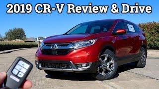 2019 Honda CR-V Full Review & Drive