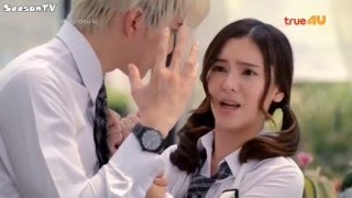 Taliw and TenTen funny/almost kiss scene (Kiss Me Thai)