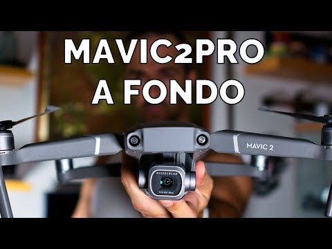video DJI Mavic 2 Pro