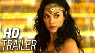 Wonder Woman 1984 Trailer deutsc HD