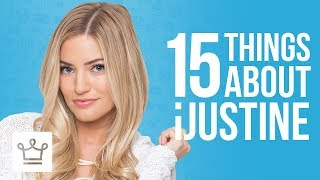 15 Things You Didn't Know About iJustine