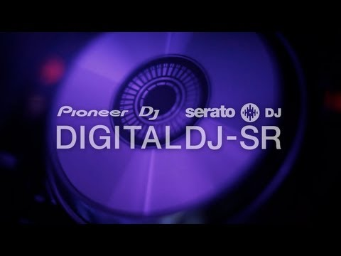 Pioneer New Controller Digital DJ-SR