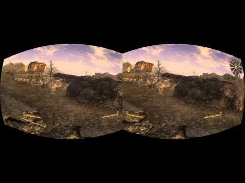 Vireio Perception v2.0.0 : Fallout New Vegas