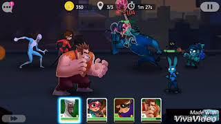 Disney Heroes : Battle Mode ( music ) to children