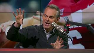 Colin Cowherd being wrong/hypocritical
