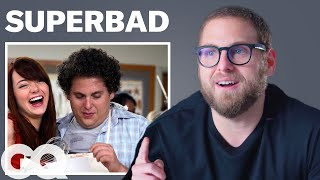 Jonah Hill Breaks Down His Most Iconic Characters | GQ