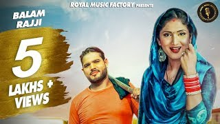 Balam Rajji – Ruchika Jangid – Arvind Jangid