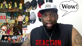 Rick and Morty: Season 3 Episode 7 The Ricklantis Mixup (REACTION)