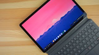 Samsung Galaxy Tab S6 Review: More Than an iPad, Almost a Laptop