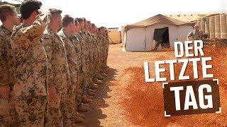 Der letzte Tag im Camp | MALI | Folge 28