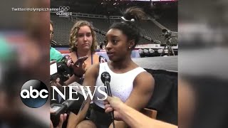 Simone Biles blasts USA Gymnastics for failing to protect her