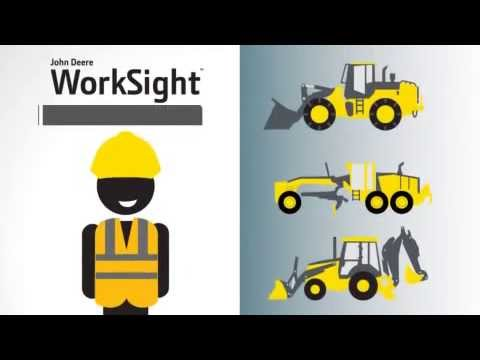 Increasing machine uptime with John Deere WorkSight™