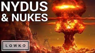StarCraft 2: NUKES & NYDUS!