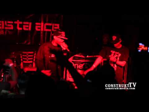 LIVE at The Elbo Room SF - Masta Ace performs Unfriendly Game