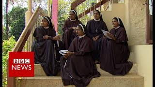 India : Catholic Church hit by allegations of sexual abuse - BBC News