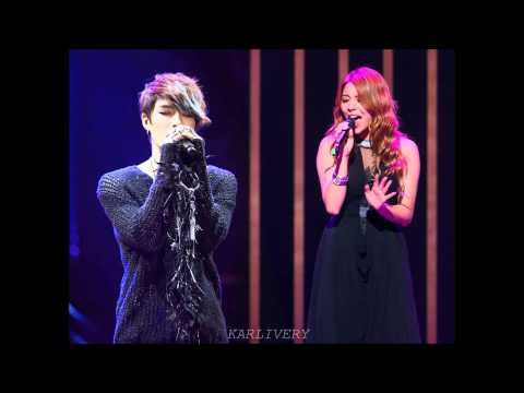 Ailee y Kim Jaejoong - For You