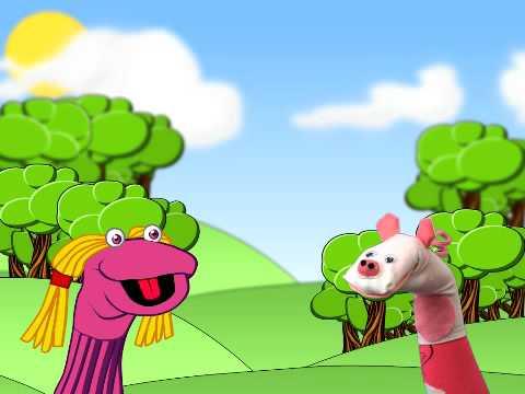 Diabetes Sock Puppet Theater Episode 1: The Amusement Park