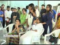 Watch: Jeevitha inconsolable over brother Murali's demise-..