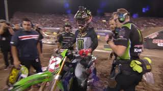 250SX East/West Showdown highlights - Las Vegas