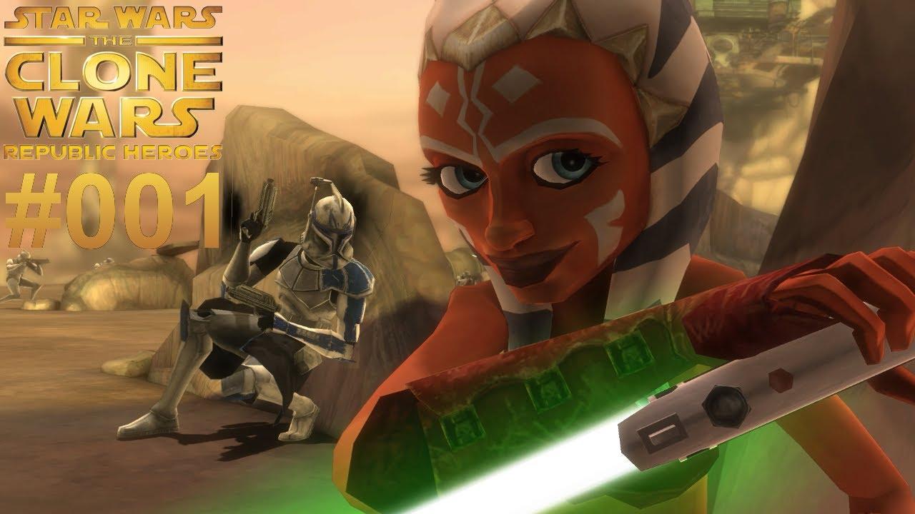 Star Wars The Clone Wars Film Stream German