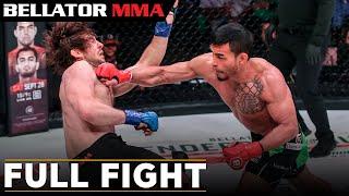 Full Fight | John Macapa vs Ashleigh Grimshaw - Bellator 226