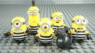 Despicable Me 3 - Life after Minions Strike Stop Motion Part 1