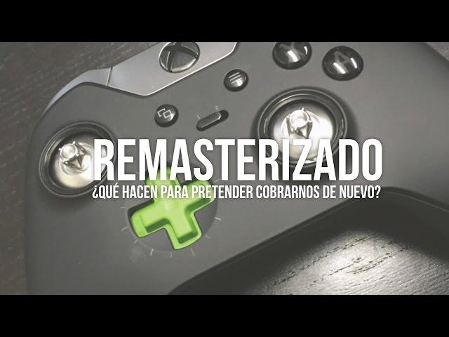 Remasterización de videojuegos, ¿merece la pena volver a pagar?