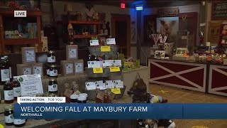 Welcoming Fall at Maybury Farm