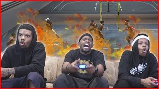 The #1 RANKED Bums In ALL of NBA 2K19! - NBA 2K19 Playground Gameplay