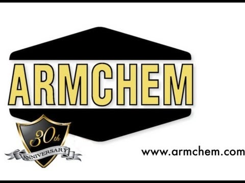 2013 Armchem Safety Catalog With Melissa Schechter.wmv