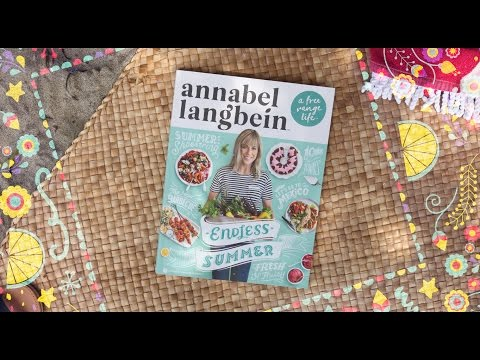 Endless Summer - new summer annual from Annabel Langbein