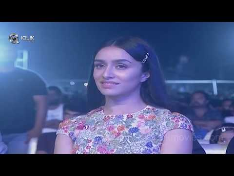 Saaho Pre Release Event highlights
