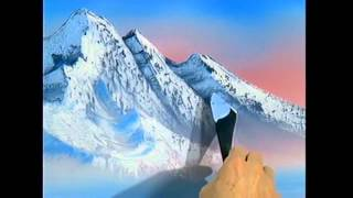 The Joy of Painting S12E13 Winter Mountain