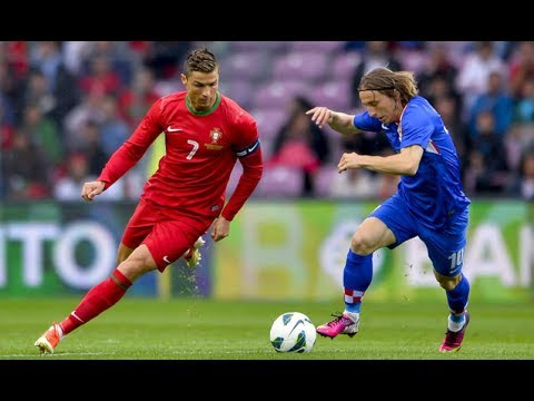Cristiano Ronaldo for Portugal - Legendary Skills & Dribbling HD