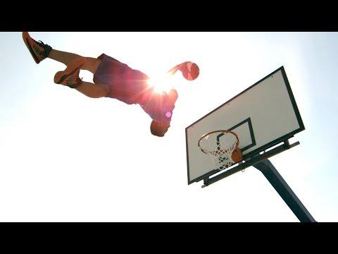 Neverovatno igranje košarke