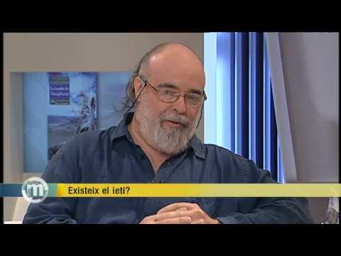TV3 - Els Matins - Darrera dels passos del ieti, amb Josep Francesc Delgado